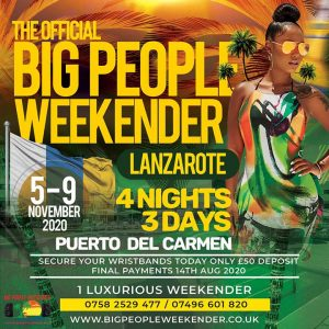 Big People Weekender